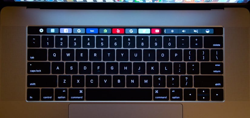 MacBook Pro 15″ with Touch Bar unboxing and review 2016