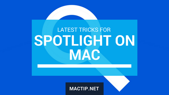 10+ Tricks for Spotlight on Mac You Need to Know - MacTip