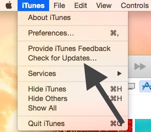 How to Fix iTunes on OS X El Capitan? - MacTip