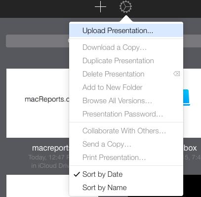 The Key to Sharing a Keynote File Across Platforms - MacTip