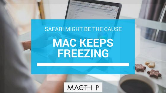 Mac Keeps on Freezing? Safari Could Be The Cause - MacTip