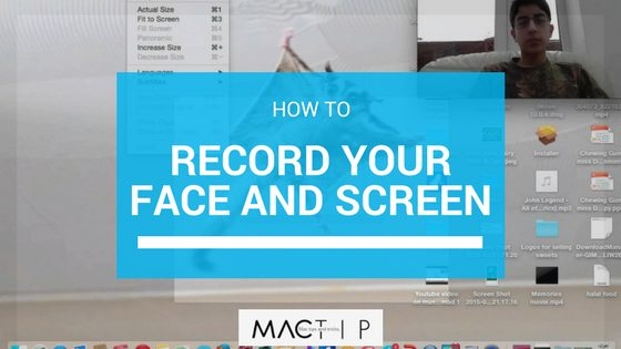 screen recorder with facecam mac