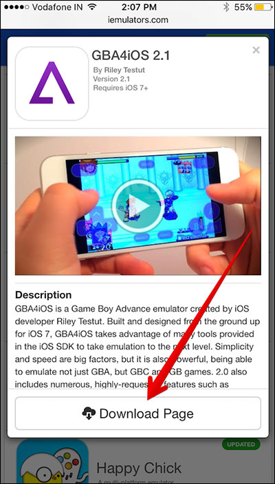 How to Install GBA4iOS on iPhone iOS 11 or iOS 10 - MacTip