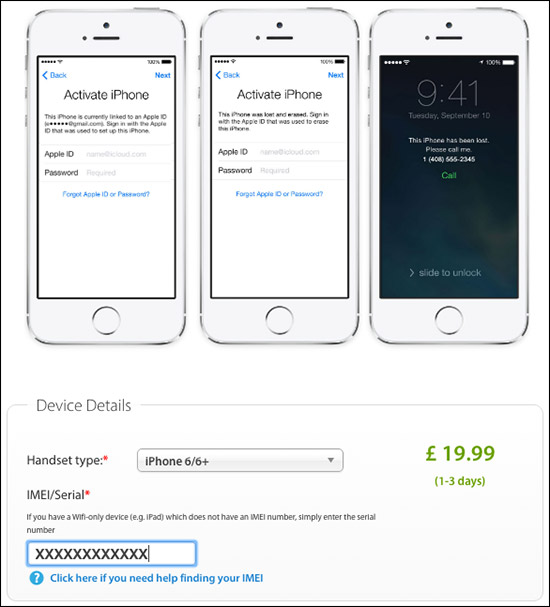 Unlocking iCloud from your iPhone and iPad - MacTip