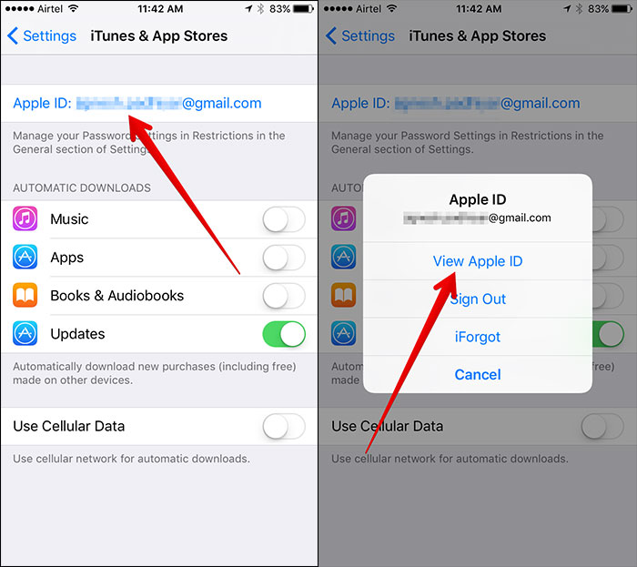 How to Change App Store Country Region in iPhone or iPad - MacTip