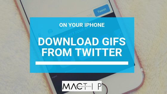 download gif iphone twitter
